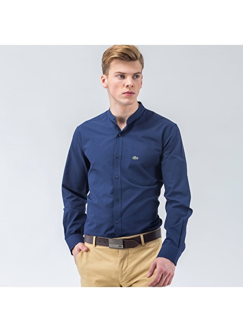 Lacoste Hakim Yaka Uzun Kollu Gömlek Renkli